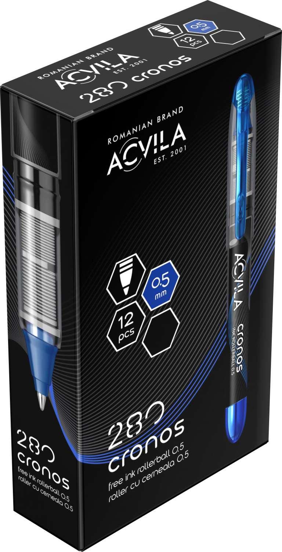 Roller ink Acvila 280 Cronos albastru