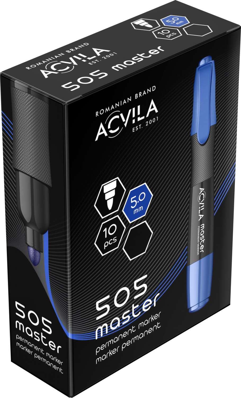 Marker Acvila 505 Master albastru