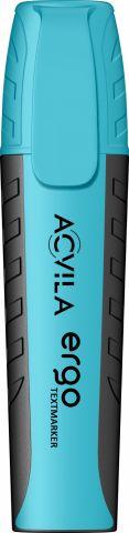Textmarker Acvila 542 Ergo albastru
