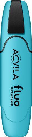 Textmarker Acvila 540 Fluo albastru