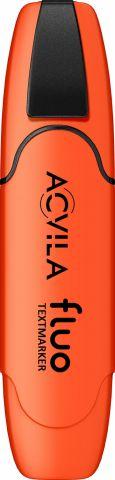 Textmarker Acvila 540 Fluo portocaliu