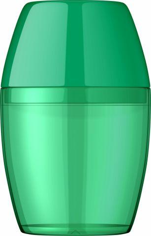 Ascutitoare cu container Acvila verde