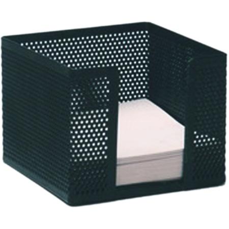 Suport metalic mesh pentru cub de hartie Classic
