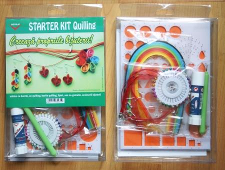 Starting Kit Quilling
