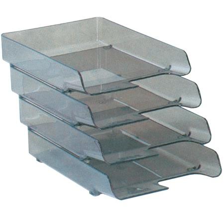 Tavite plastic pentru documente - transparente