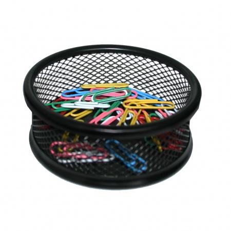 Suport metalic mesh pentru agrafe