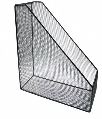 Suport metalic mesh vertical cataloage
