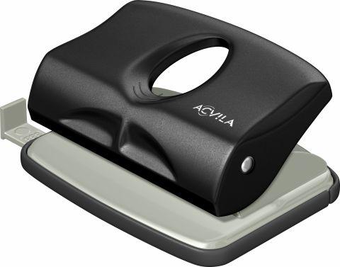 Perforator 15 coli Acvila 718015 negru